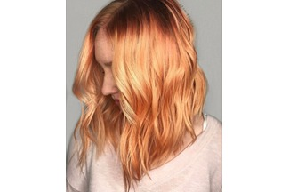 """BLORANGE"": 2017'S ANSWER TO THE ROSE GOLD HAIR TREND"