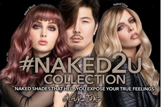 Introducing Guy Tang's NEW #Naked2U Collection