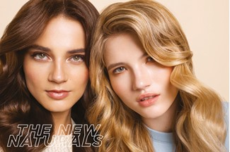 Natural tones to try this autumn